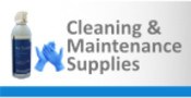 Cleaning and Maintenance Supplies